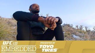 UFC 235 Embedded: Vlog Series - Episode 2