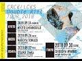CRCK/LCKS(クラックラックス) Live Digest at  Marz 2018.07.15