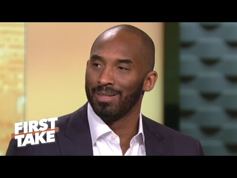 Kobe Bryant Joins First Take | First Take | March 27, 2017