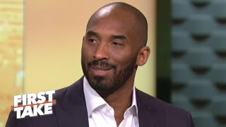 Kobe Bryant's First Take Interview with Stephen A. Smith and Max Kellerman | 2017