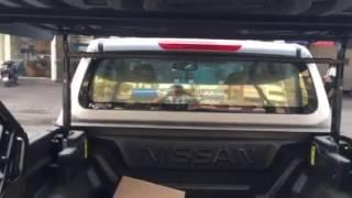 Aeroklas ABS deck cover Nissan Navara NP300 D23