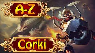 CORKI, Der kühne Bombenschütze - League of Legends A-Z