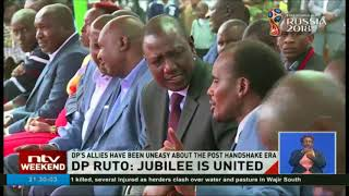 Ruto says the ruling party is intact