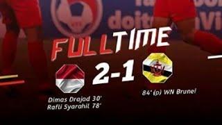 Indonesia Vs Brunei U23 - Full Goal Kualifikasi Piala Asia 2020