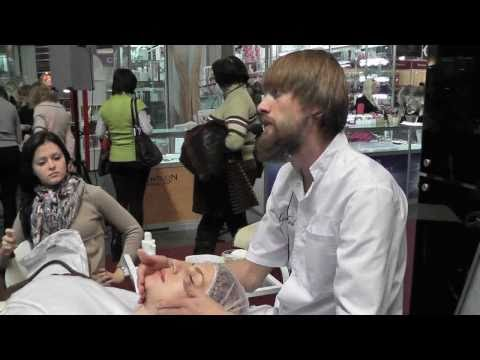 Процедура HydraFacial. Врач-косметолог Роман Басов. Часть 1