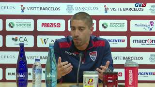 Mister Pedro Ribeiro em antevisão.