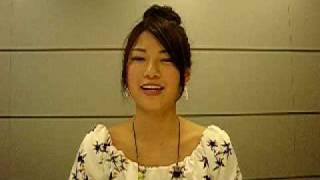 tvkの「sakusaku」でMCをしている中村優さんが、セカンドシングル「...
