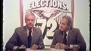 ABC News promo Election 1972 coverage