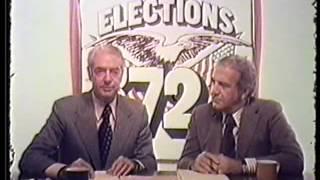 ABC News promo Election 1972 coverage