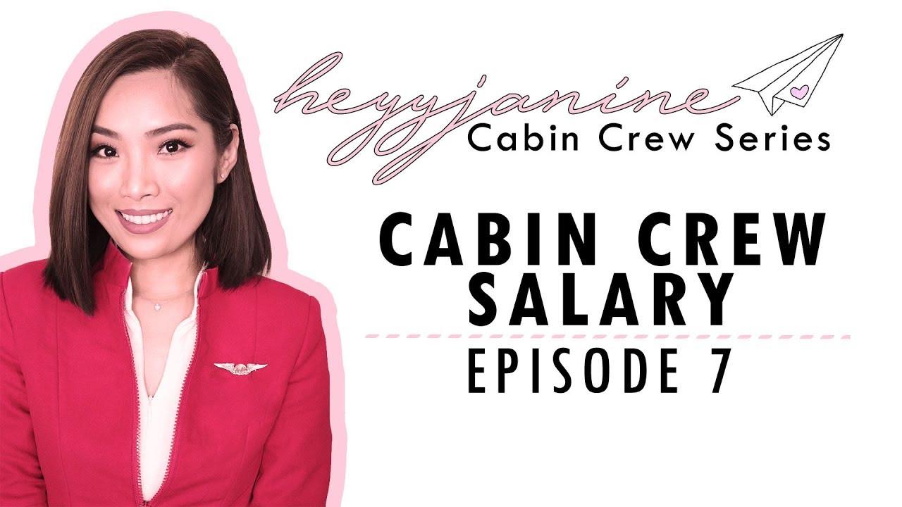 Cabin Crew Series Ep 7: Cabin Crew Salary