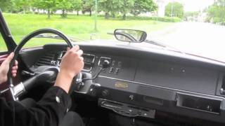 CITROEN DS  (Drive/Ride & Hydraulic Demonstration)