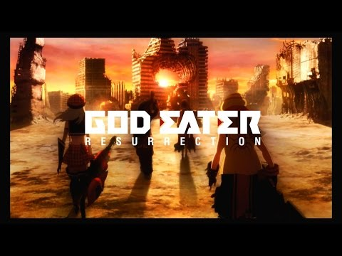 God Eater: Resurrection - Full Cutscene Movie (1080p)