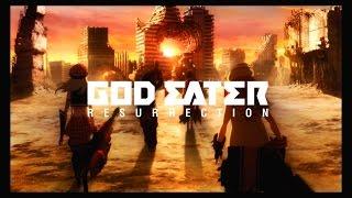 God Eater: Resurrection - Full Cutscene Movie (1080p)