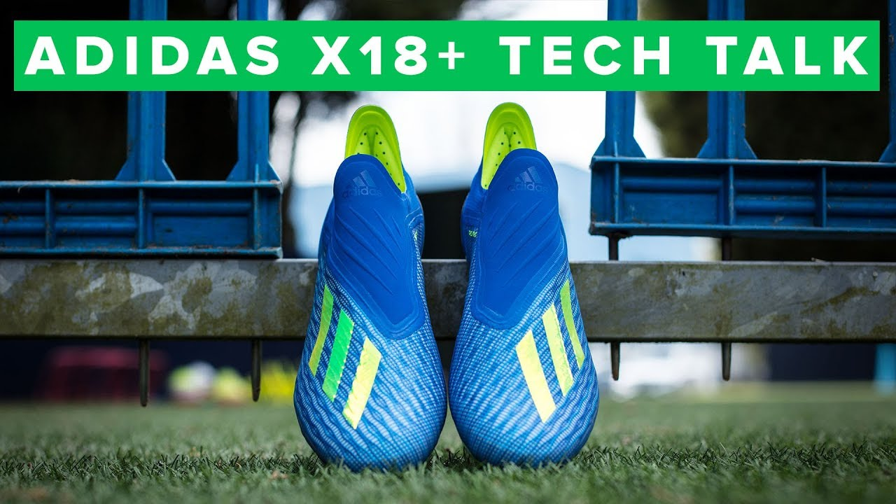52a21df8c9d adidas X18+ Tech Talk