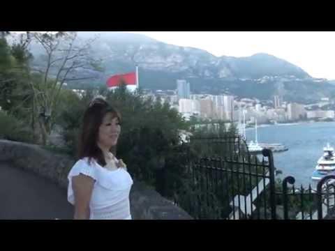 Harbor view, Prince's Palace garden, Monaco   ---  20140823130116 1