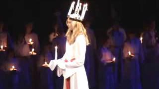 Globen Luciakonsert - jul jul strålande jul
