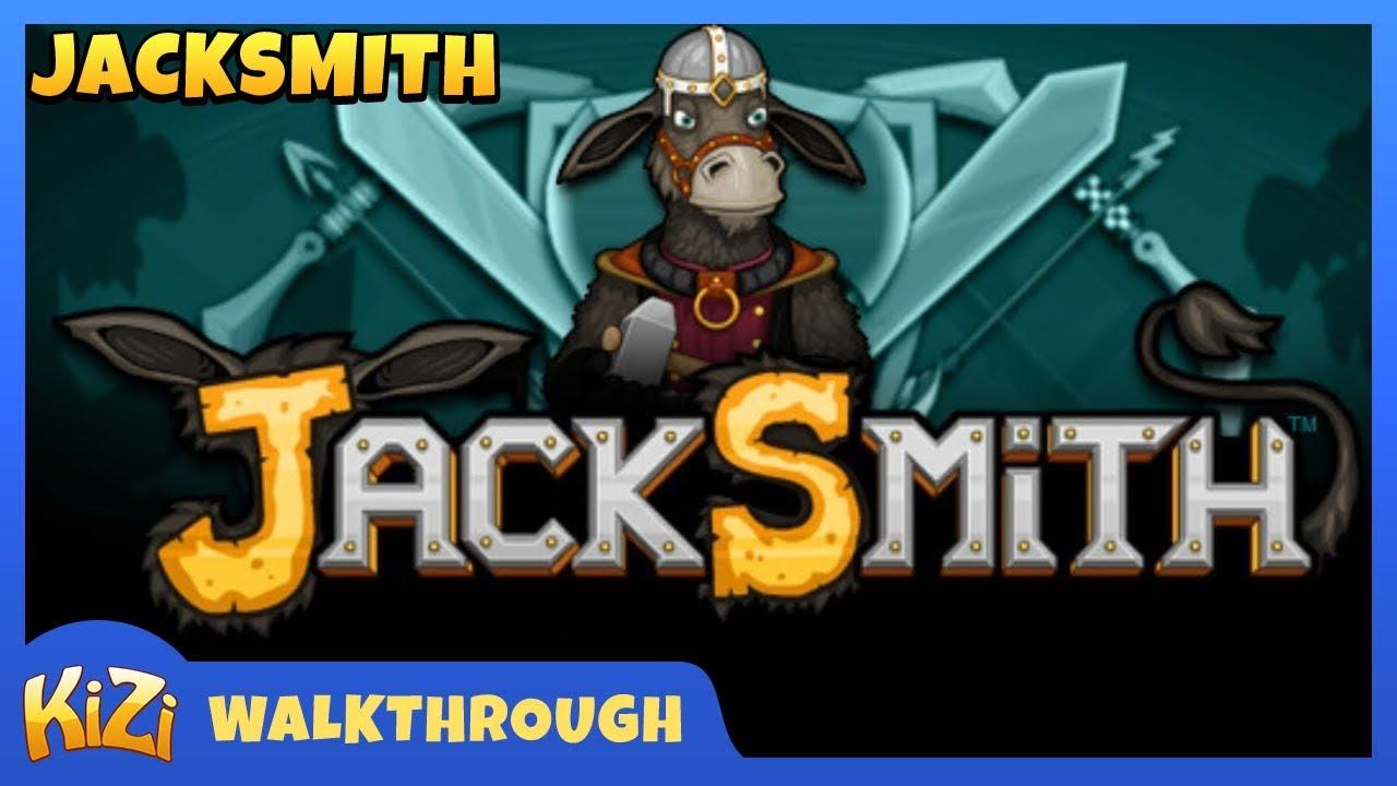 Kizi Games Jacksmith Beginners Guide Youtube