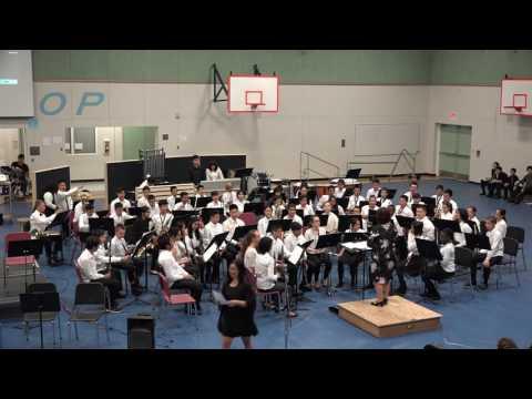 2017/05/31 Moscrop Spring Concert ~ Junior Band