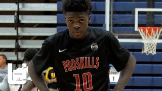 "6'4"" PG Andrew Jones Can SCORE From ANYWHERE! Ballislife Summer Mixtape"