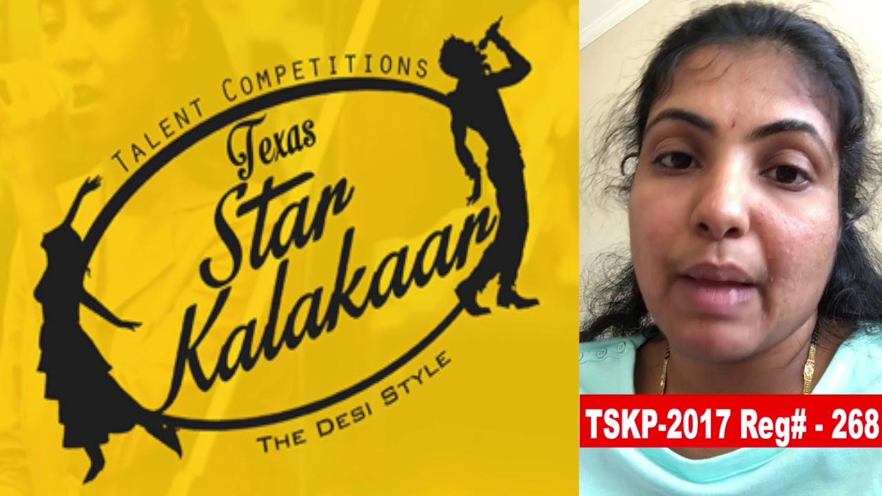 Reg# TSK2017P268 - Texas Star Kalakaar 2017