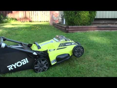 How Long Does A Ryobi 40v Cordless Mower Battery Last Doovi