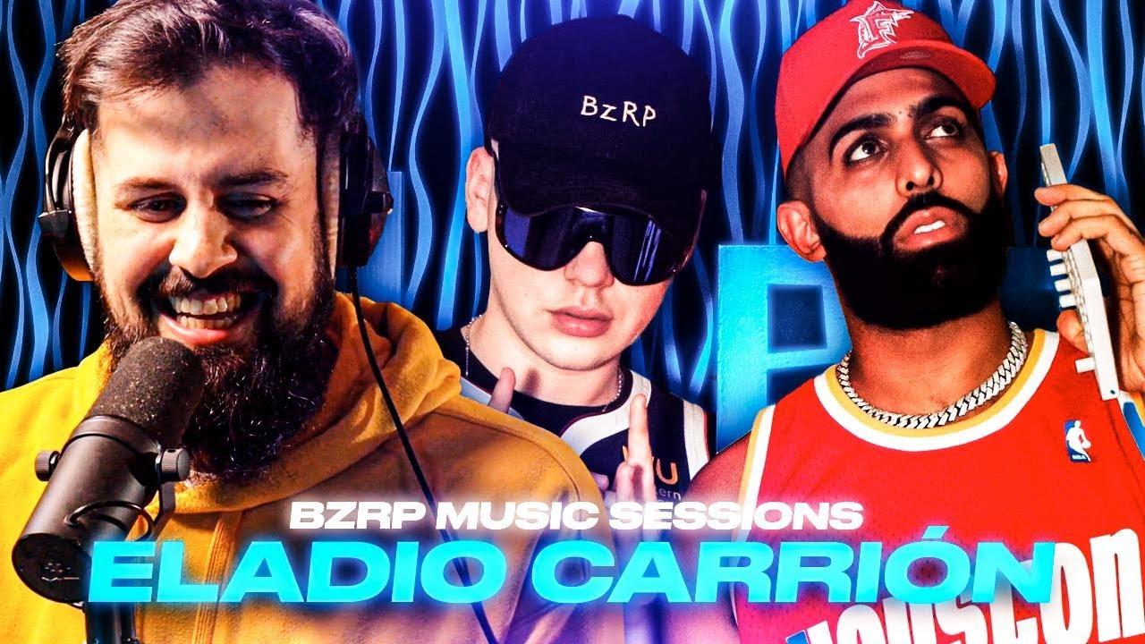 EL PRIMERO DE PUERTO RICO 🔥 | Papo REACCIONA a Eladio Carrión || BZRP Music Sessions #40