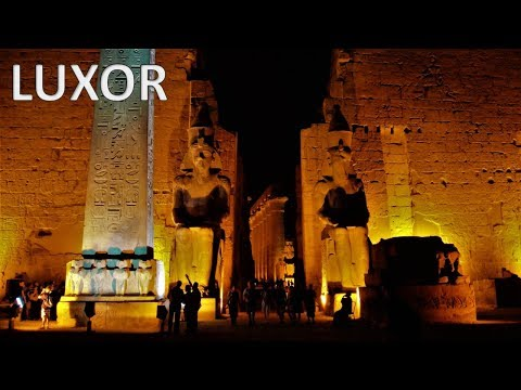 LUXOR - Egypt [HD]