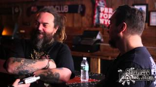 Max Cavalera And Igor Cavalera Exclusive Interview By Metal Mark!