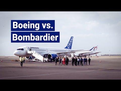 Boeing vs. Bombardier