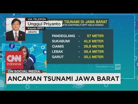 Tsunami Pandeglang dan Jawa Barat, Ilusi atau Fakta, Kepala BMKG & BPPT