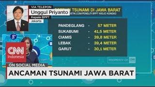 Download Video Tsunami Pandeglang dan Jawa Barat, Ilusi atau Fakta, Kepala BMKG & BPPT MP3 3GP MP4