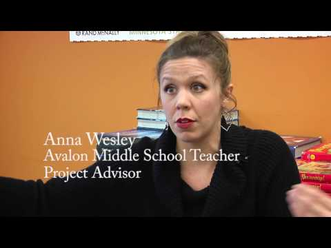 Avalon Charter School  - Innovation Award Winner