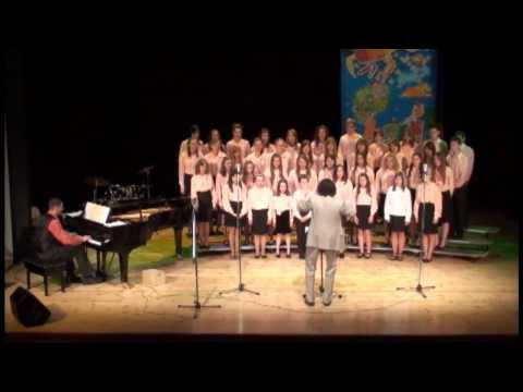 Poprad Children's Choir - Quiet Land of Erin