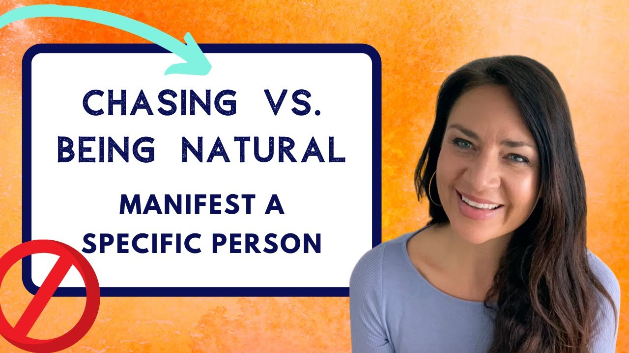 Manifest a Specific Person Naturally, Without Taking Any Action