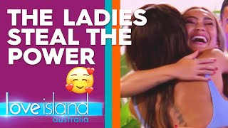 Two girls Couple Up and one boy is Dumped | Love Island Australia 2019