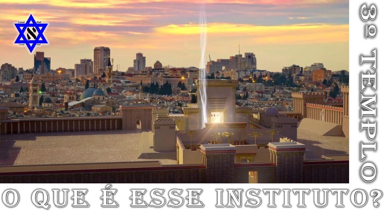 Judeus são encorajados a esperar pelo Último Templo? - Canal alef