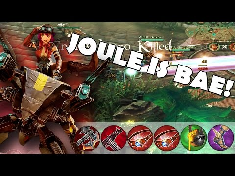 WP Joule Is Now My Favorite!! | Vainglory [RANKED]