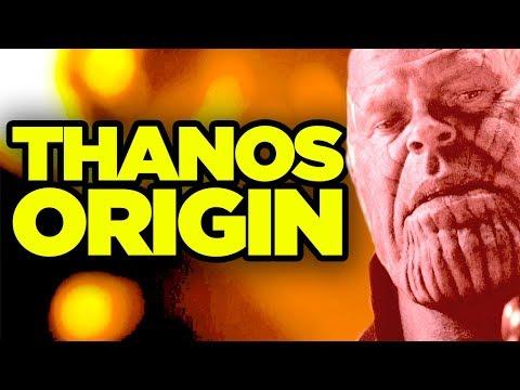 INFINITY WAR - Thanos New Origin Revealed!