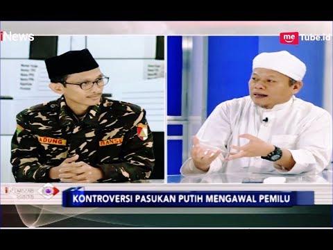 GP Ansor dan Koppasandi Saling Klaim 'Gerakan Putih' di TPS - iNews Sore 28/03