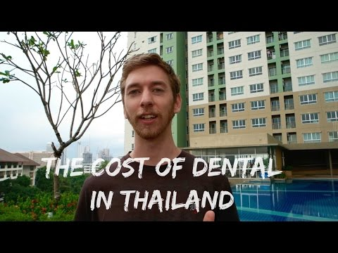 Getting Dental Work Done In Thailand - Cost Breakdown