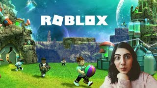 ROBLOX - JOIN ME IN JAIL BREAK! - !giveaway - PC/ENG