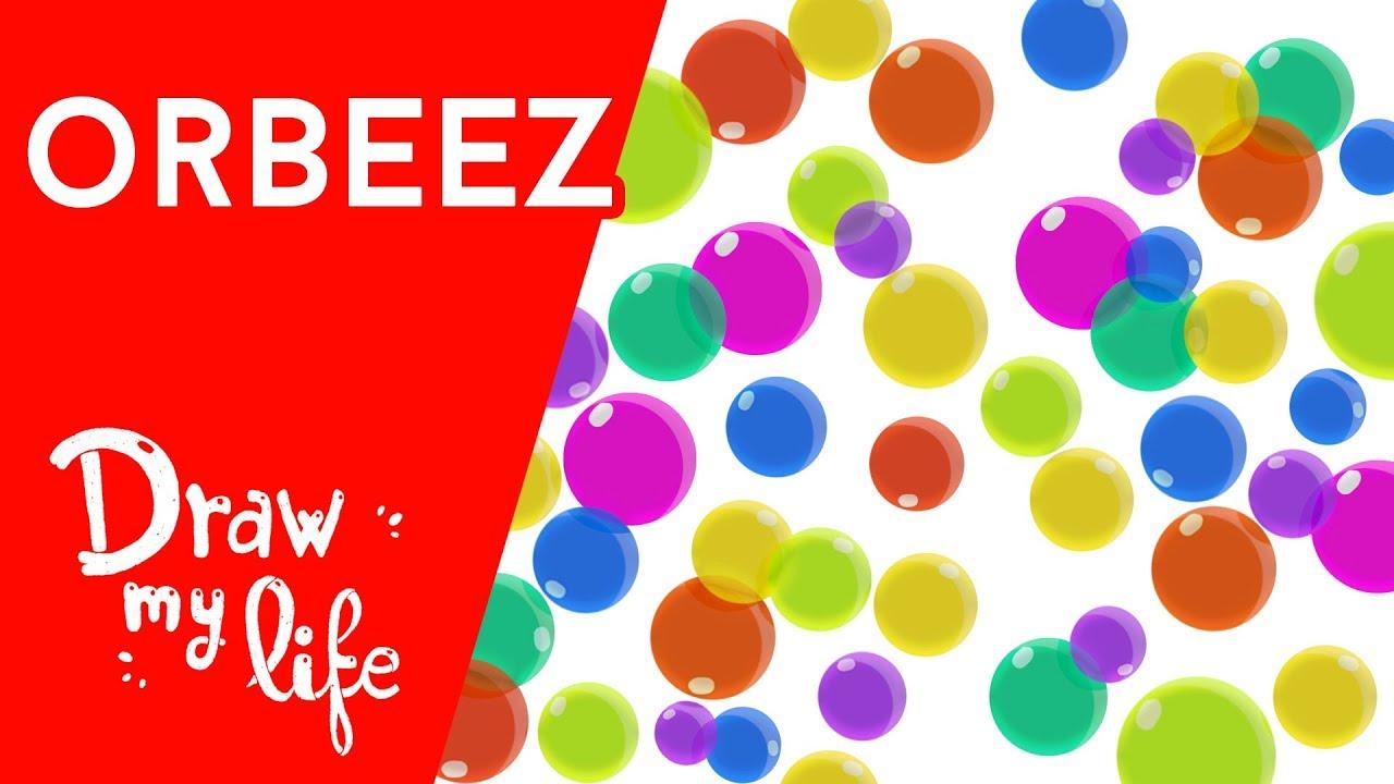 ORBEEZ: Todos sus SECRETOS - Draw My Life