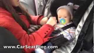 2014 G4 Britax Advocate Review:  Convertible Carseat With Infant