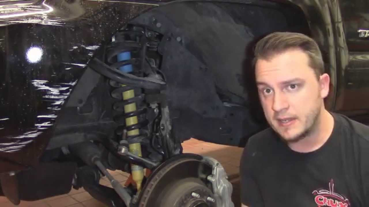 hight resolution of how to install readylift leveling kit on 2014 toyota tacoma