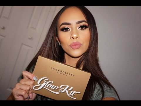 ABH Ultimate Glow Kit Too Glittery?  Worst Formula? + LETS TALK | Product Review