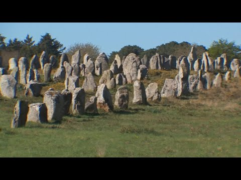 The mystery behind the megaliths of France's Brittany region