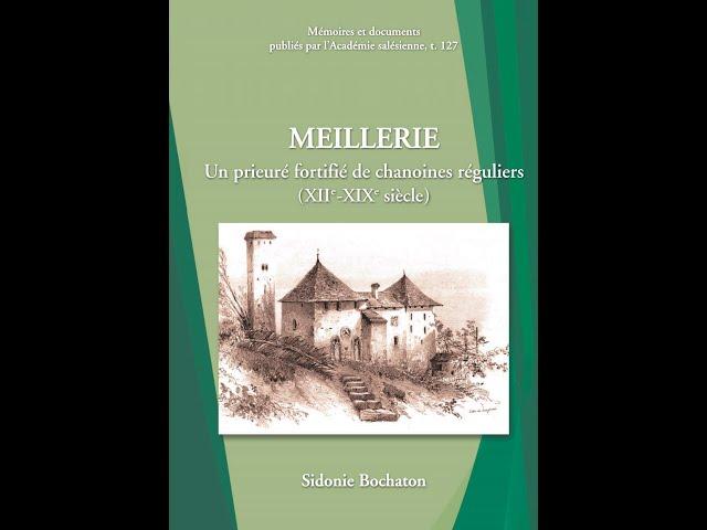 Le prieuré de Meillerie par Sidonie Bochaton