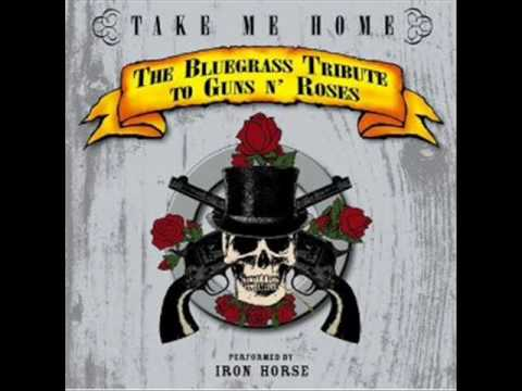 GUNS N ROSES - Patience in bluegrass - Iron Horse