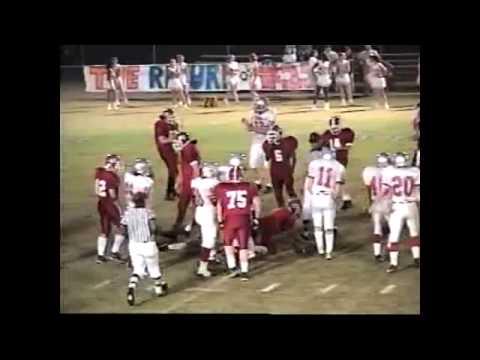 1998-10-30 - Winona High School Tigers vs Caledonia High School Confederates Football