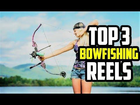 Top 3 Best Bowfishing Reels 2019 - 2020 | Reviews & Buying Guide